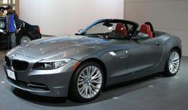 Das BMW 2009 Z4 Stockfoto
