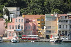 Das Bosphorus, Istanbul Lizenzfreie Stockfotografie