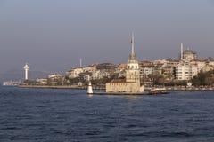 Das Bosphorus, Istanbul Stockfotografie