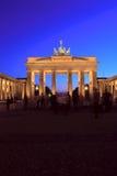 Das Brandenburger Tor Stockfotos
