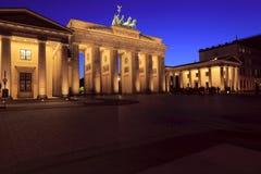 Das Brandenburger Tor Lizenzfreies Stockbild