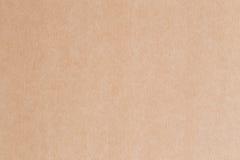 Das braune Papier ist leerer, abstrakter Papphintergrund Lizenzfreie Stockfotos