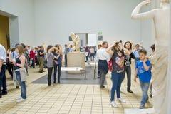 Das britische Museum Lizenzfreies Stockbild