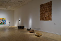 Das Bronx-Museum der Künste 6 Lizenzfreies Stockfoto