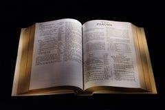 Das Buch der Psalme Lizenzfreie Stockfotografie