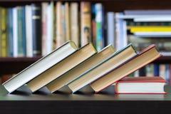 Das Buch des Wissens stockbild