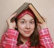 Das Buch eine Quelle von Ideen. Lizenzfreie Stockbilder