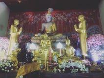 Das Buddha-Bild Stockfotografie