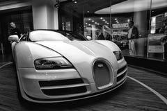 Das Bugatti Veyron EB 16 4 Stockfotos