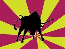 Das Bull stockbilder