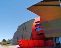 Das bunte Nationalmuseum von Australien Stockbild