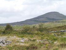 Das Burren Irland Stockfotografie