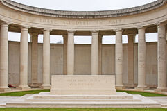 Das Cambrai-Denkmal Lizenzfreie Stockbilder