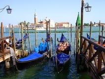 Das Canal Grande, Venedig lizenzfreies stockfoto