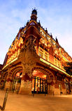 Das Catalana Auditorium in Barcelona Lizenzfreies Stockbild