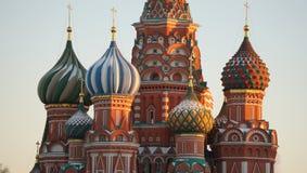 Das Cathedralï-¼ ŒChristian russischen churchï ¼ ŒSaint-Basilikums lizenzfreies stockbild