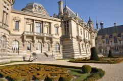 Das Château De Chantilly Lizenzfreies Stockfoto