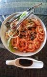 Das Chef& x27; s-Salat stockfoto