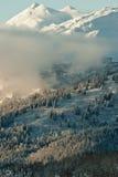 Das Chilkat Tal   Lizenzfreie Stockfotografie