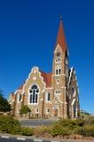 Das Christuskirche in Windhoek, Namibia stockbild