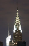 Das Chrysler-Gebäude Stockfoto