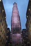 Das Chrysler-Gebäude Stockfotografie