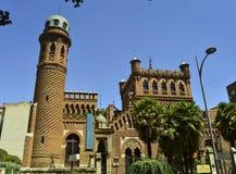Das Cisneriano-Museum von AlcalÃ-¡ de Henares, Spanien Lizenzfreies Stockfoto