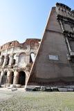 Das Colosseum Stockfoto