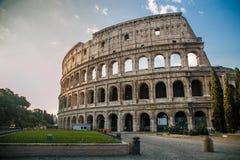 Das Colosseum, das weltberühmte Rom, Italien Stockbild
