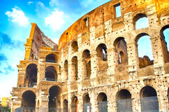 Das Colosseum, Rom Lizenzfreie Stockfotos