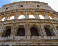 Das Colosseum in Rom Lizenzfreies Stockfoto