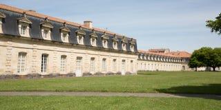 Das Corderie Royale stellte Seile für die französische Marine und seine Schiffe für über drei Jahrhunderte zur Verfügung lizenzfreies stockbild