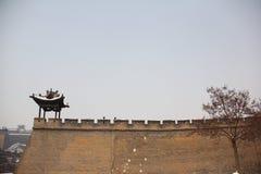 Das Dach Stockfotografie
