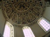 Das Dach in der Kathedrale des Heiligen Peter lizenzfreie stockfotos