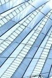 Das Dach der Sony-Mitte stockbild