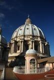 Das Dach von St.Peter stockbild