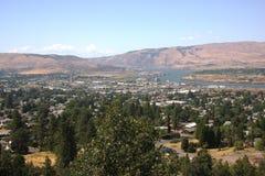 Das Dalles Oregon. Lizenzfreies Stockbild