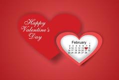 Das Day2 des glücklichen Valentinsgrußes Stockfotos