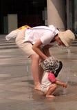 Días de verano calientes ...... Imagen de archivo
