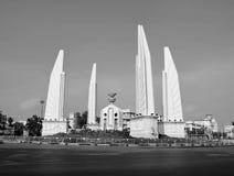 Das Demokratie-Monument stockfotografie