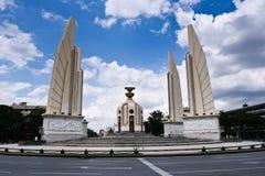 Das Demokratie-Monument Lizenzfreies Stockbild