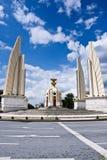 Das Demokratie-Monument Lizenzfreies Stockfoto