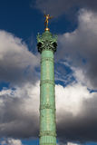 Das Denkmal Stockbild