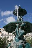 Das Denkmal in Lissabon Stockfoto