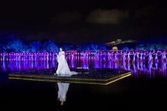 Das denkwürdigste ist Hangzhou Stockfotografie