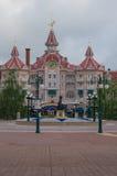 Das Disneyland-Hotel stockfotografie