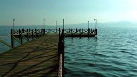 Das Dock stock video