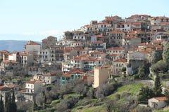 Das Dorf Stockfoto