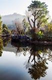 Das Dorf des Guizhous Stockfotos