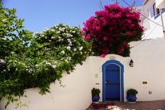 das Dorf von Burgau bei der Algarve von Portugal in Europa Portugal, Algarve im Sommer stockbilder
